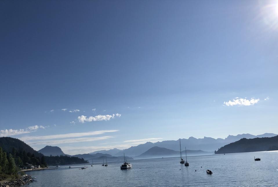 Sunshine Coast, British Columbia, Canada