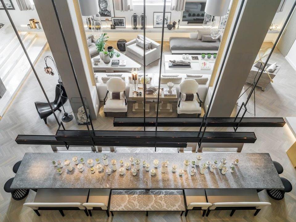 British Designer Kelly Hoppen Transforms A Bonhams Auction