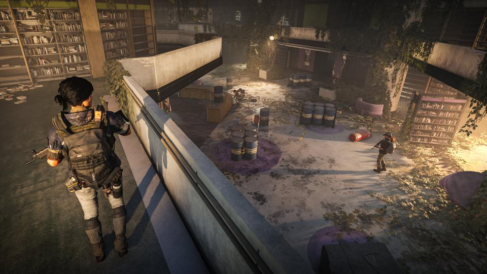 The Division 2's Outskirts DLC Isn't Enough To Bring Me Back