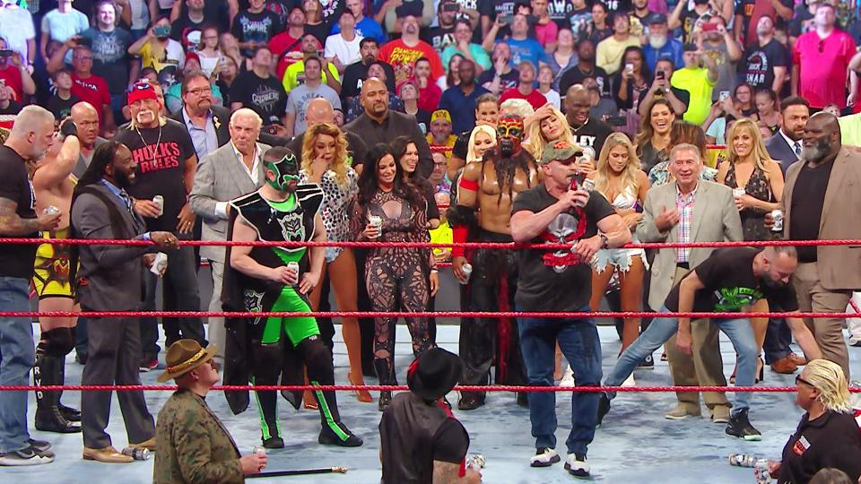 Expect WWE To Use Even More Part-Timers Going Forward