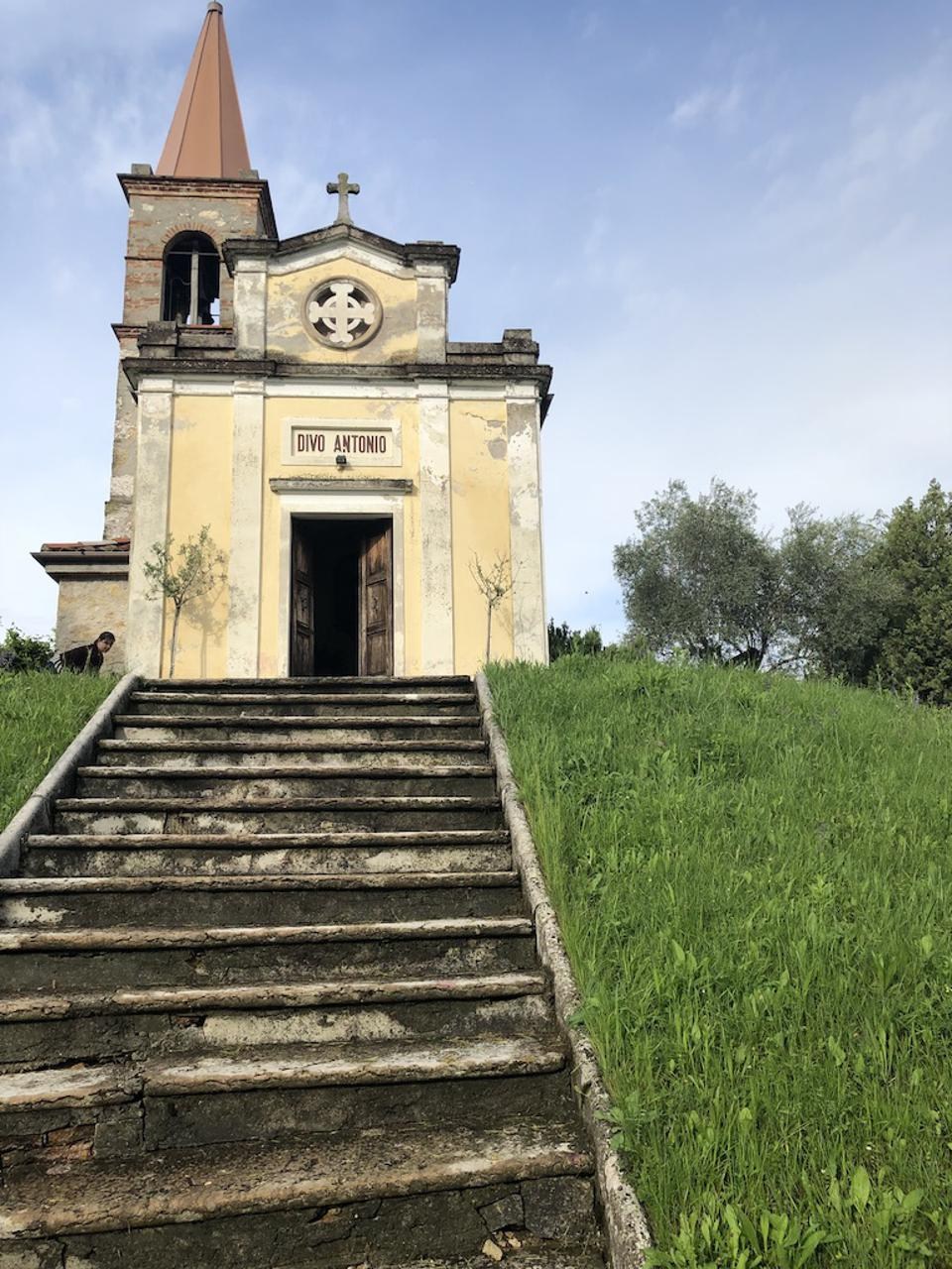 Family church Tenuta Amadio