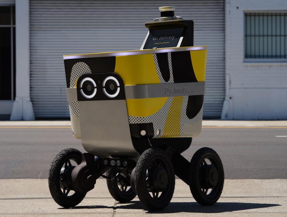 serve-robot