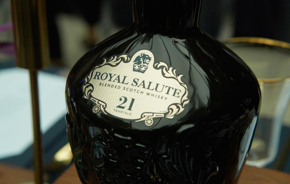 Royal Salute has added two new Scotch whiskies to its  portfolio both fo which evoke the signature Royal Salute style but with their own unique characteristics.