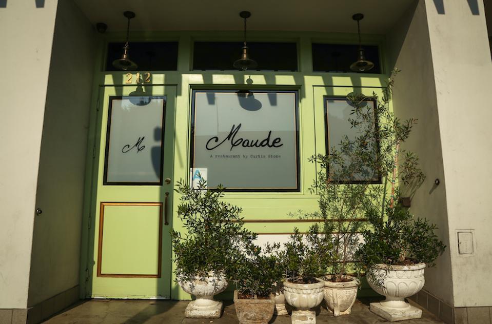 maude restaurant, beverly hills, la, maude la, curtis stone, los angeles