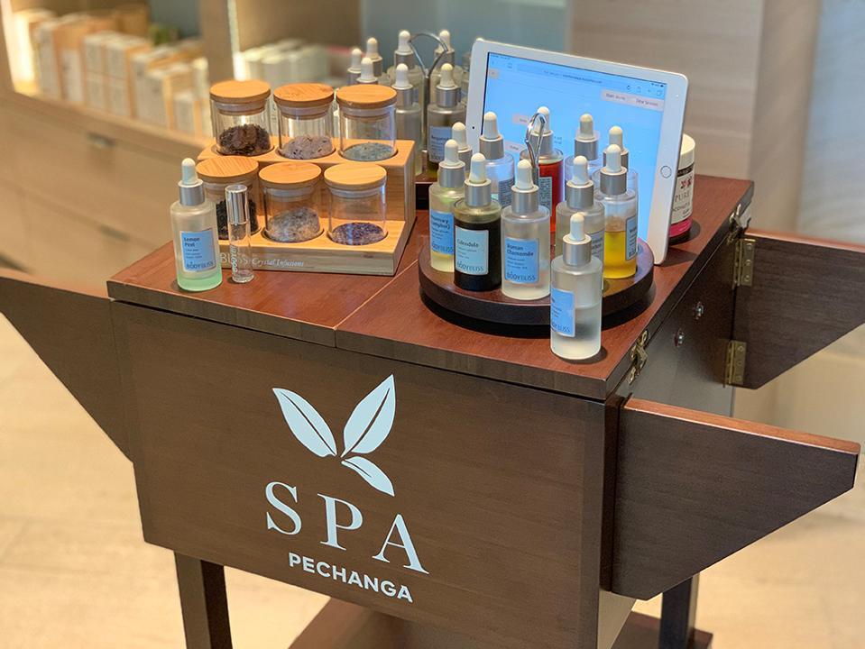 Aromatherapy Bar