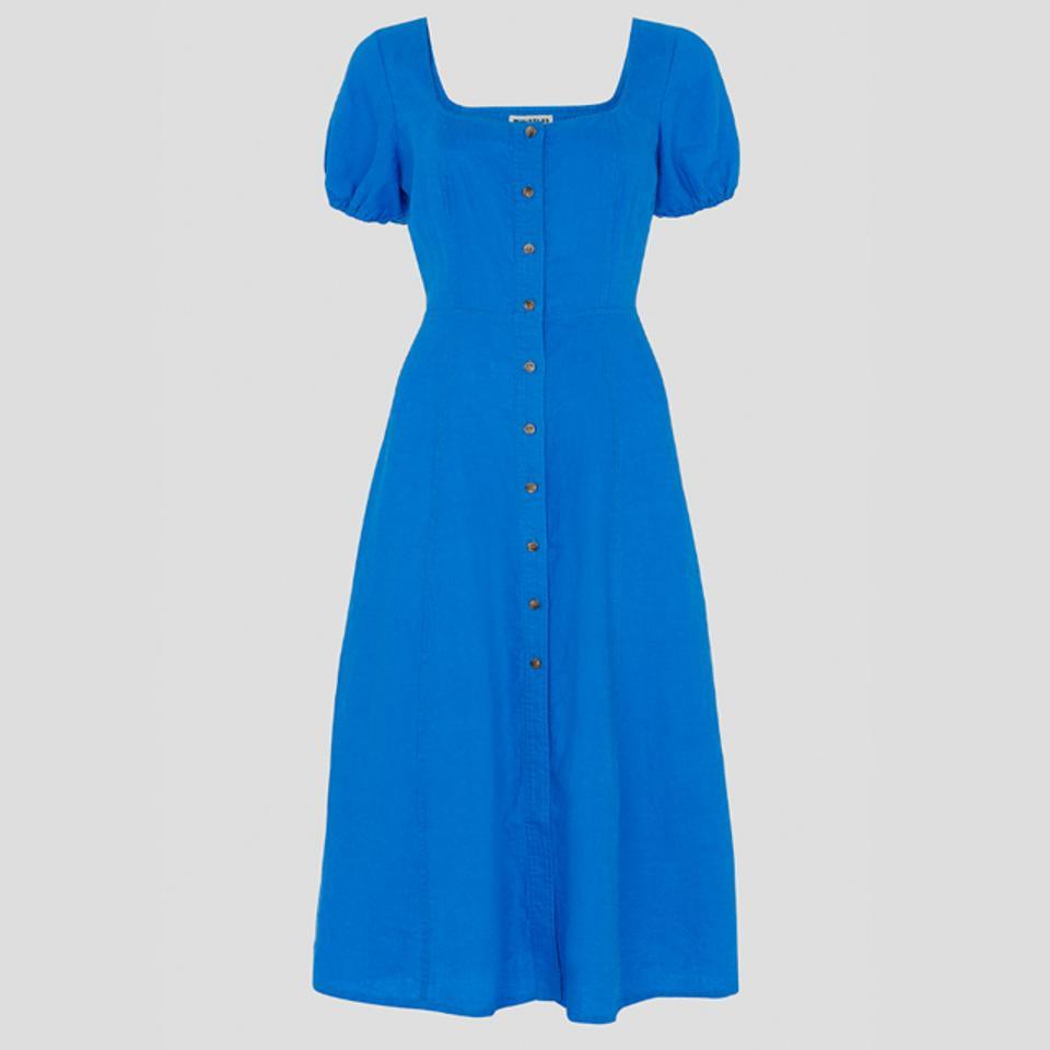 Whistles Remi Linen Dress