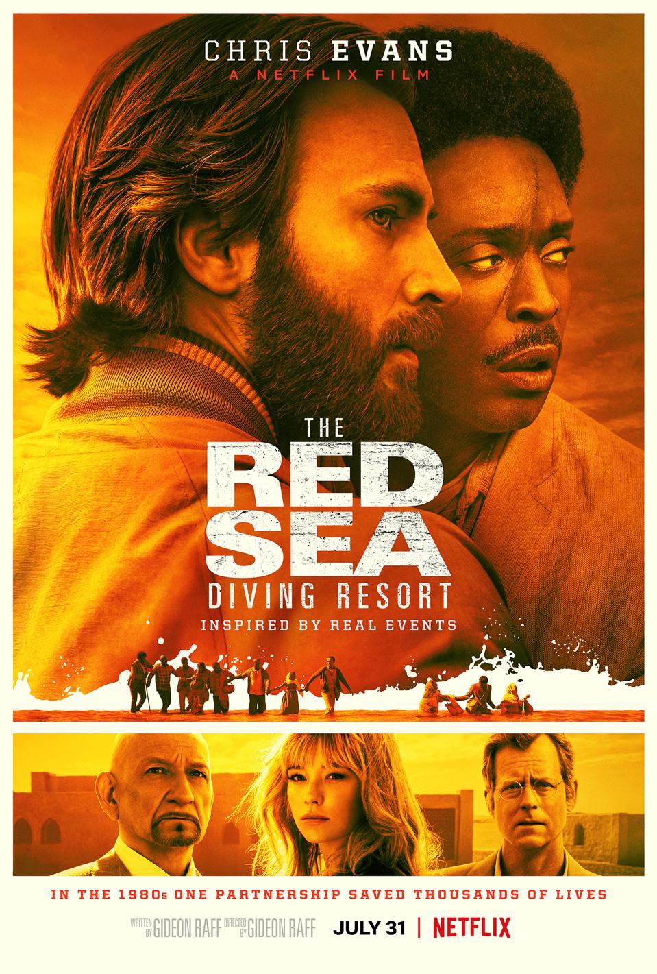 Red Sea Diving Resort poster