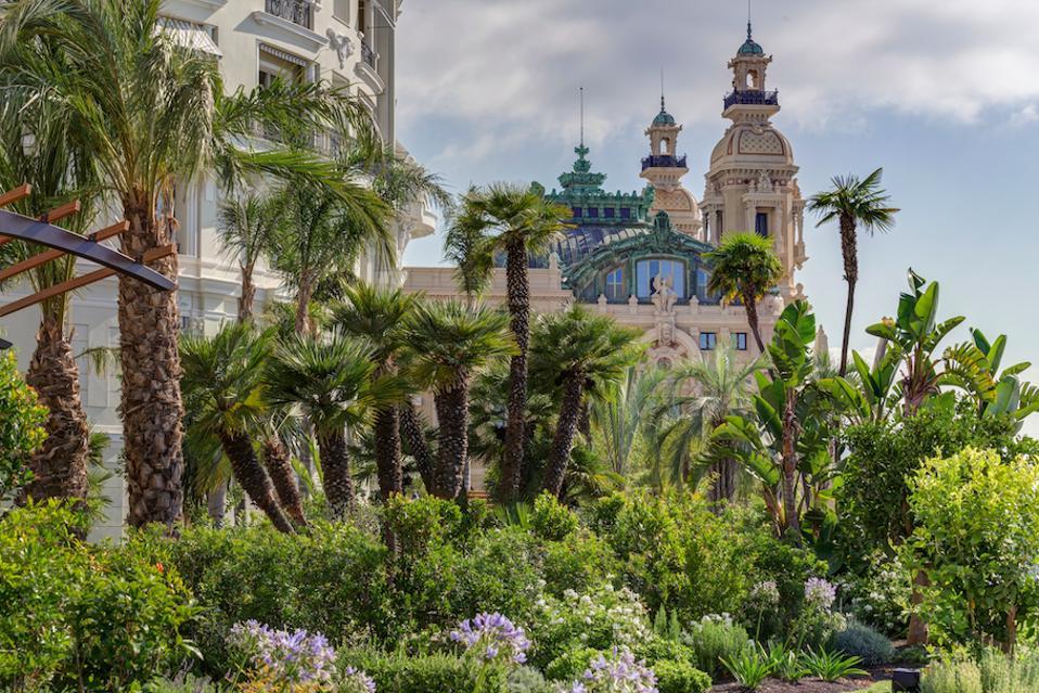 Ho'tel de Paris Monte-Carlo