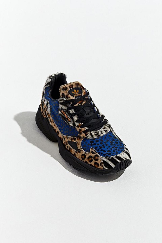 adidas Falcon Animal Print Sneaker