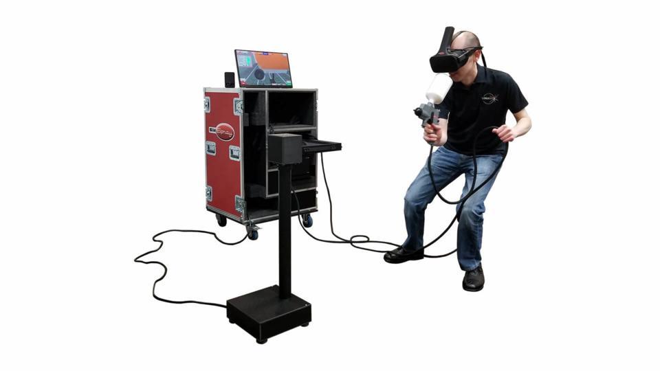 VR, Training, Simulation