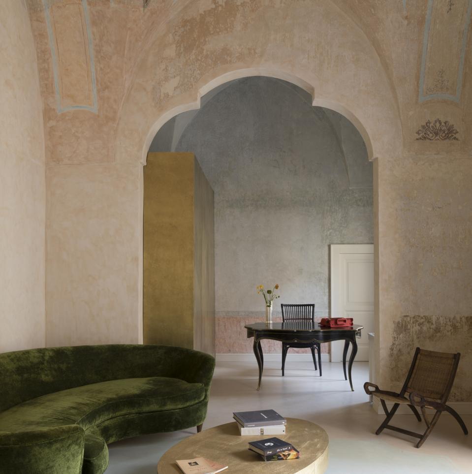 Guy Martin, Palazzo Maritati e Muci, Puglia