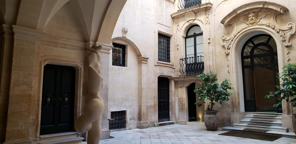 Palazzo Bozzi Corso, Lecce, La Fiermontina, Puglia