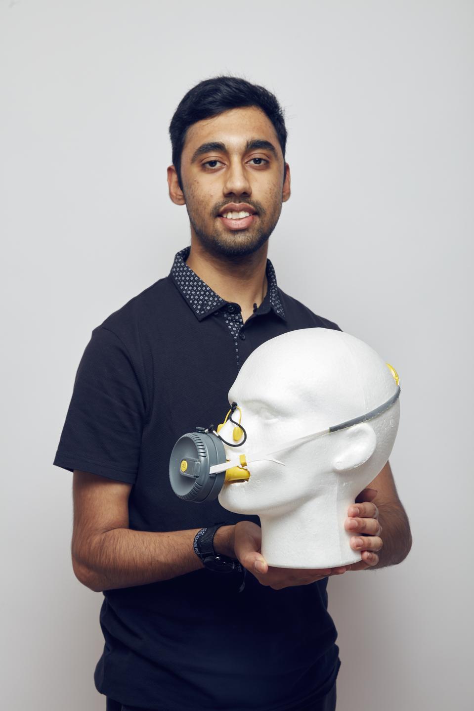 Winner of the Business Design Centre New Designers 2019 Award.