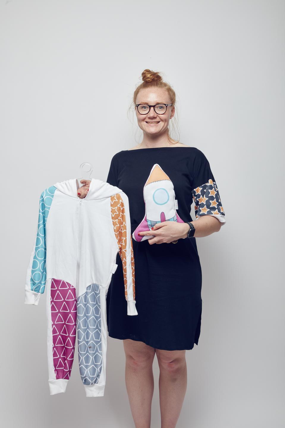Jenna Maudlin - New Designers 2019