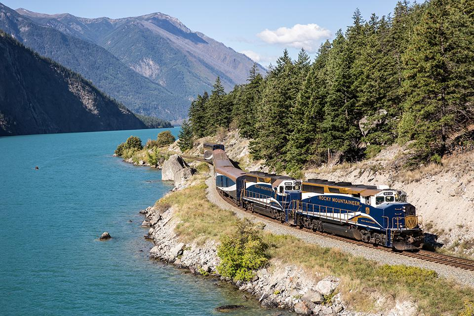 How To Travel Through Canada By Train