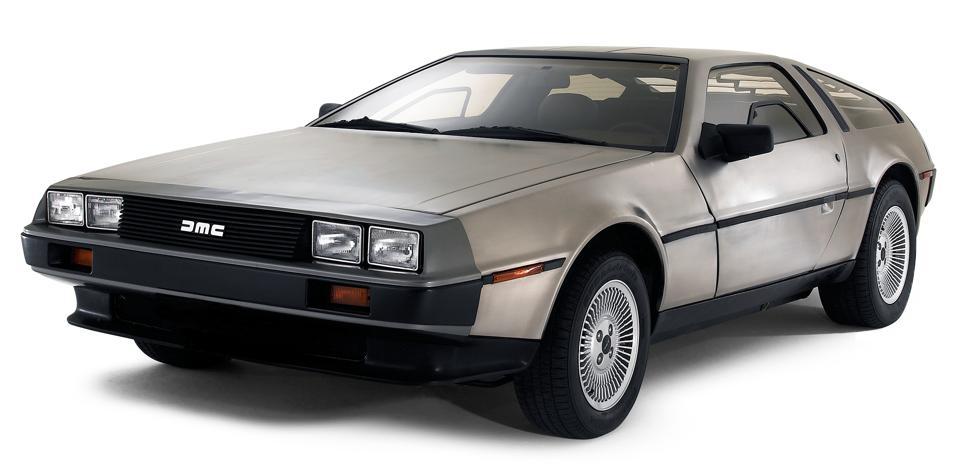 1981-DeLorean