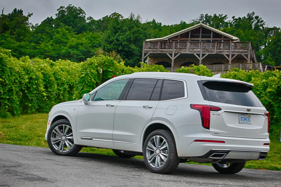 The 2020 Cadillac Xt6 Dares To Meet Expectations