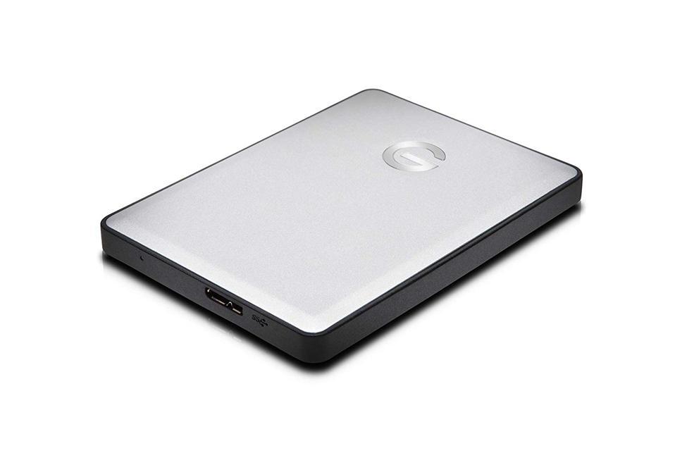 Hard Drives _G-Technology 2TB Mac