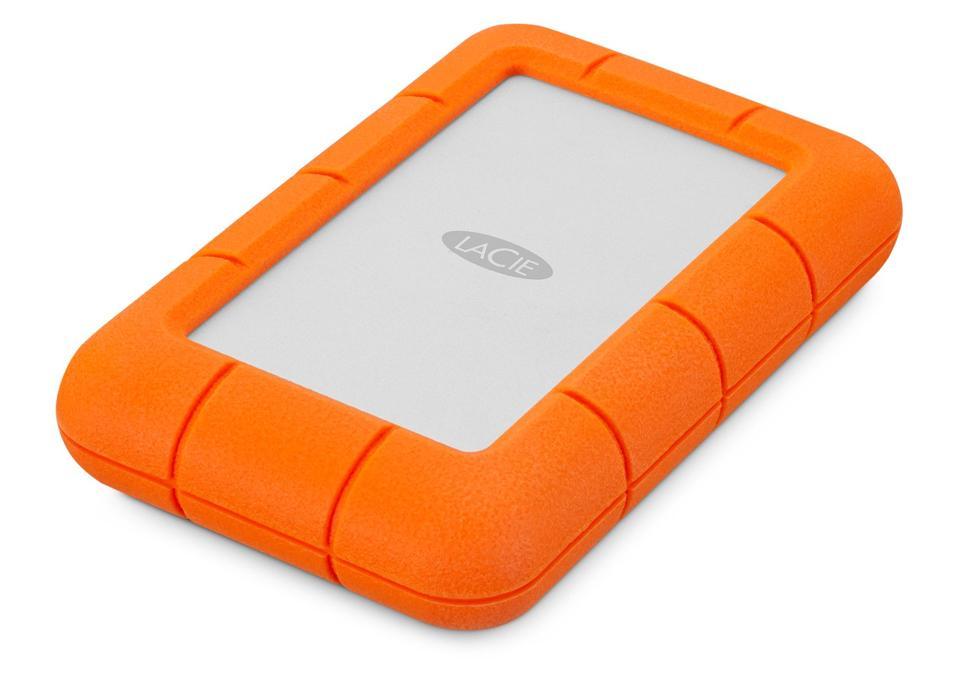Hard Drives _LaCie Rugged 4TB for Mac users