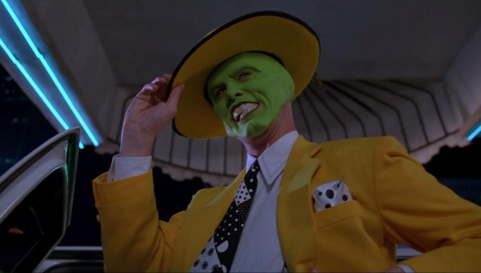A Ssssmokin! Oral History Of 'The Mask' On The Film's 25th