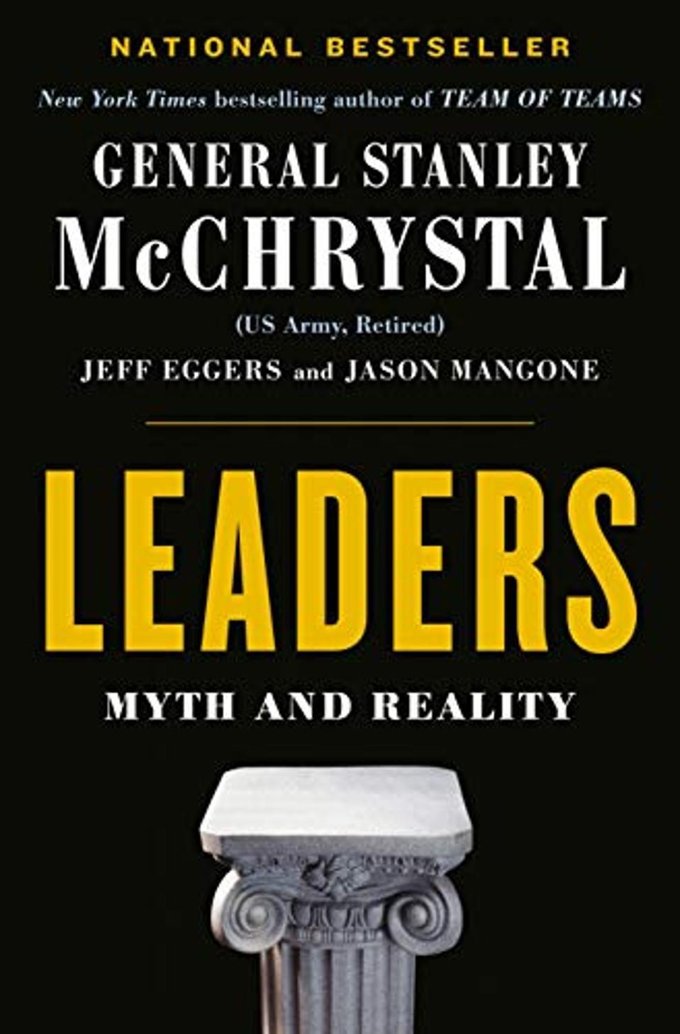 Stanley McChrystal's latest book