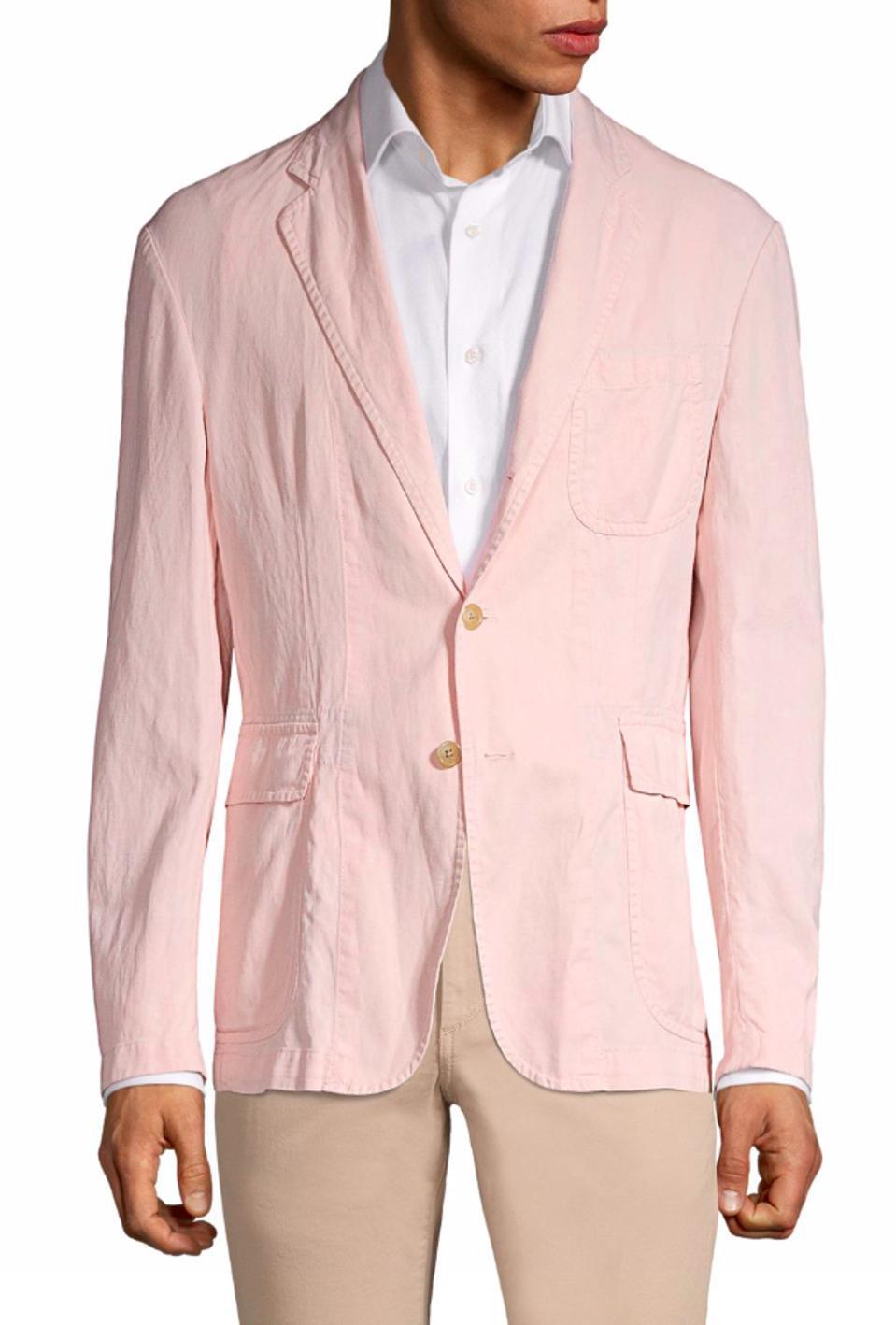 Polo Ralph Lauren Linen Blend Sportcoat