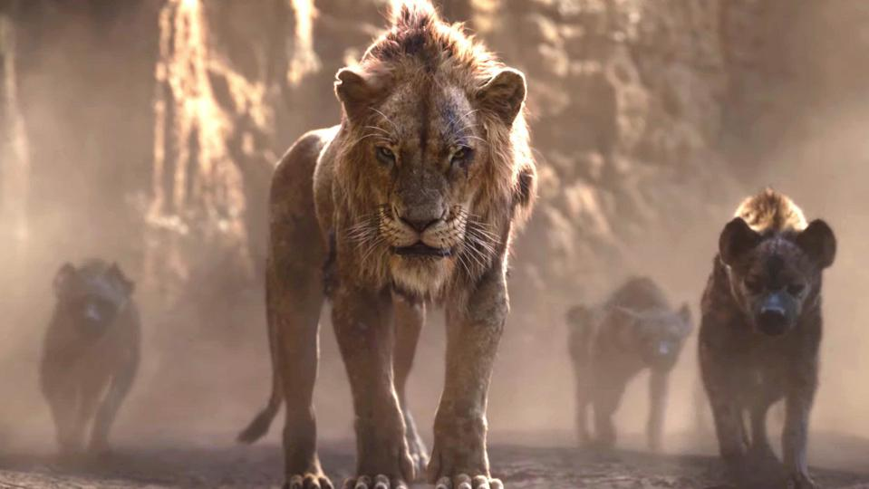'The Lion King'