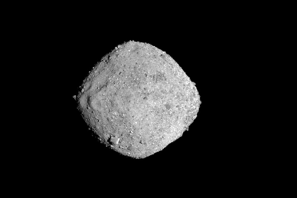Asteroid Chate