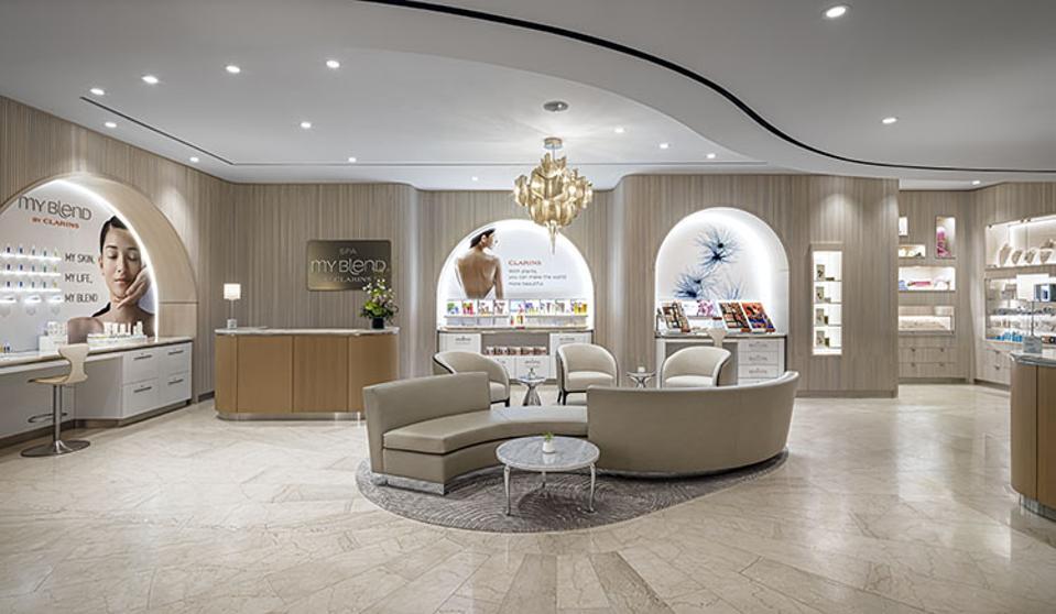 The Ritz-Carlton Toronto Clarins My Blend Spa