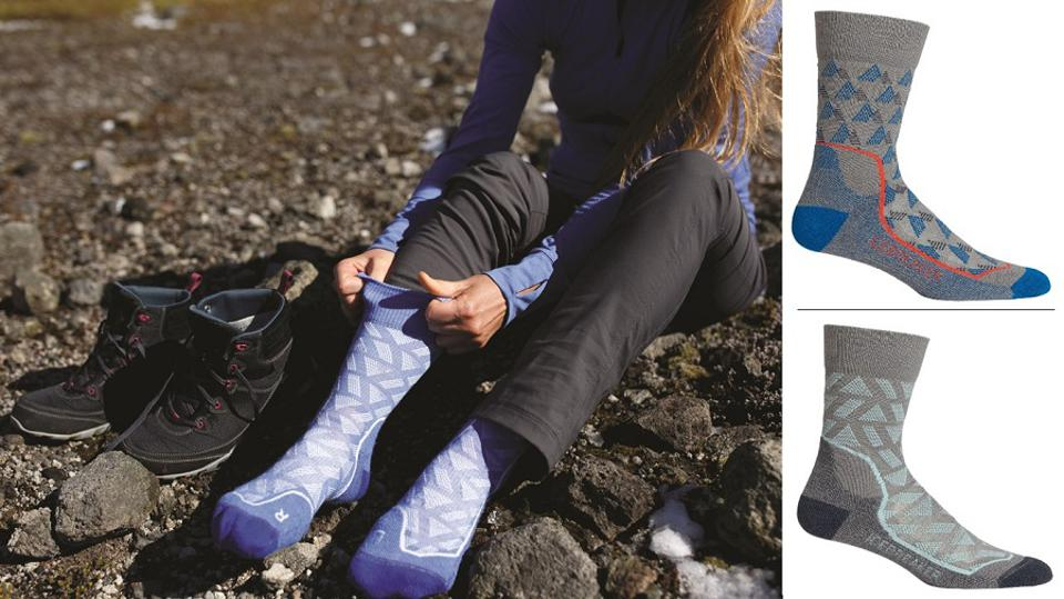 Icebreaker hiking socks