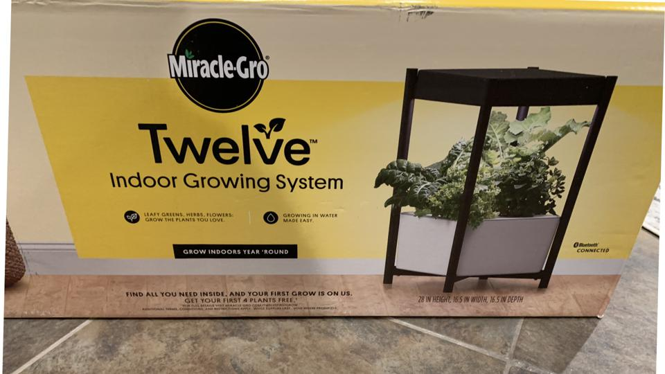 Miracle Gro Twelve Gives You Summer Gardening Without The