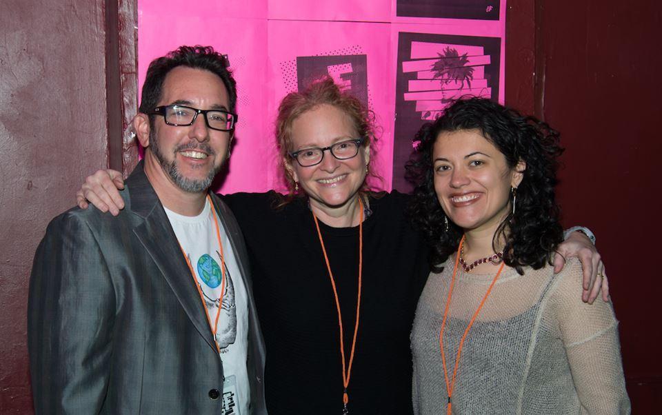 Co-directors of globalFEST