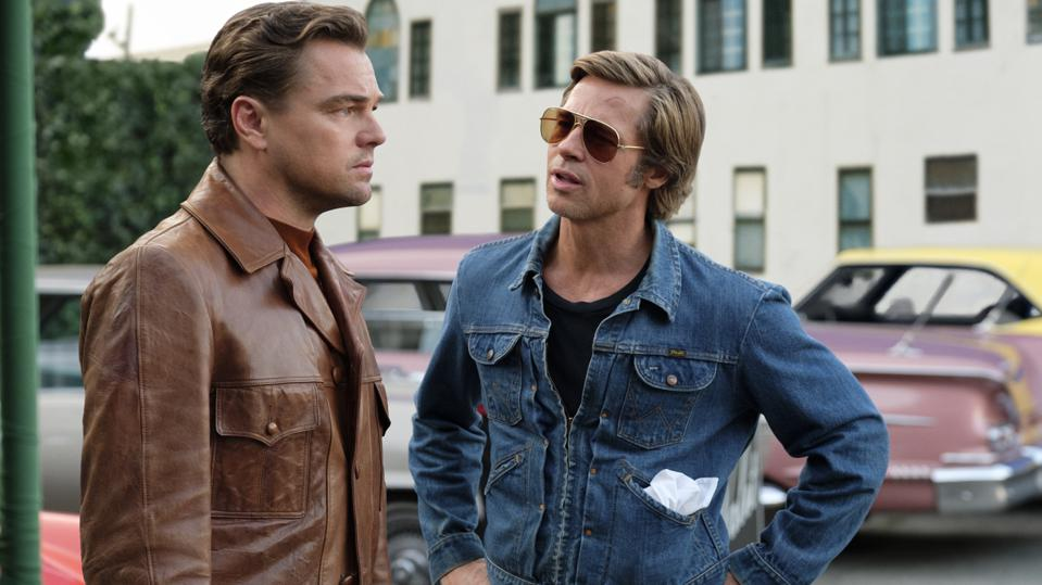 Leonardo DiCaprio and Brad Pitt star in Quentin Tarantino's 'Once Upon A Time... In Hollywood'