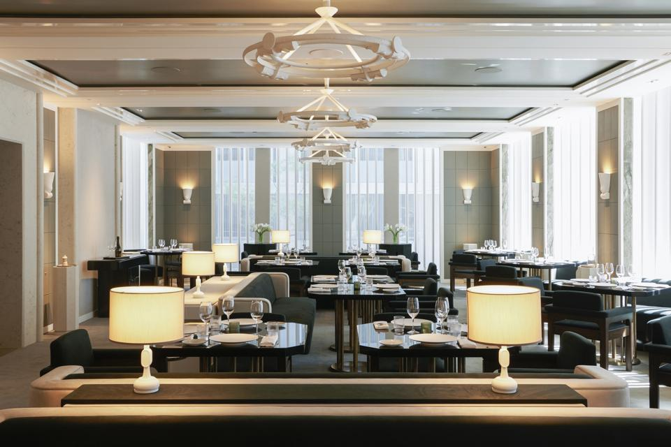 The New French Anese Restaurant You