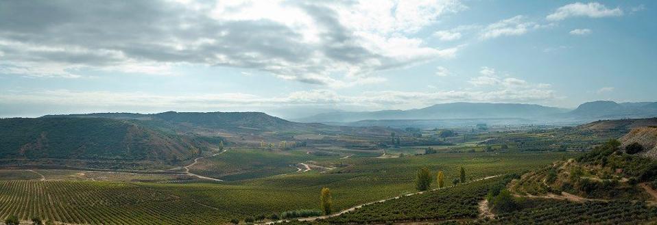 Castillo de Ygay Valley