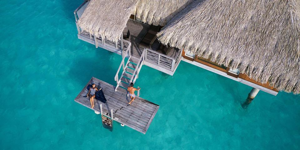 Best hotesl Bora Bora