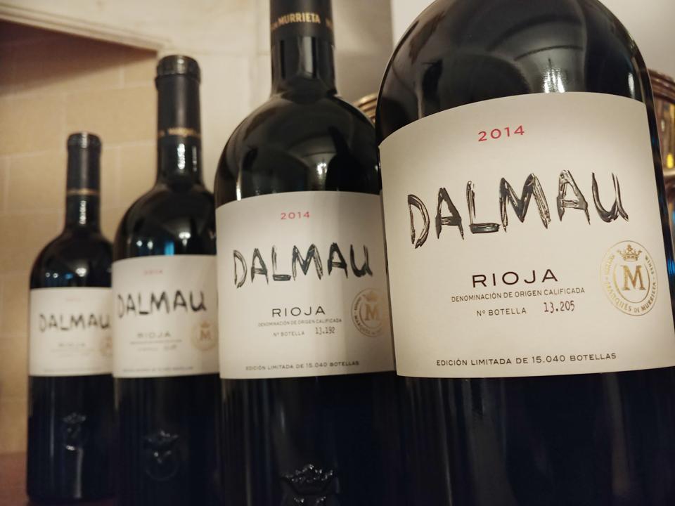 2014 Marqués de Murrieta, Dalmau, Rioja Alta, Spain