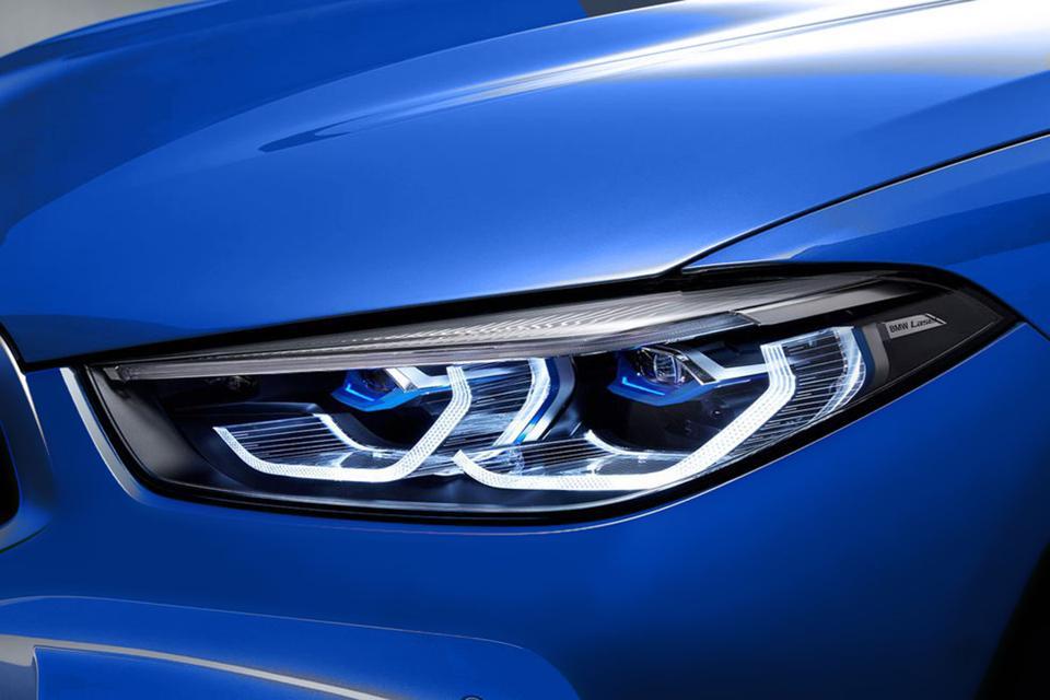 2019 BMW 850 iDrive