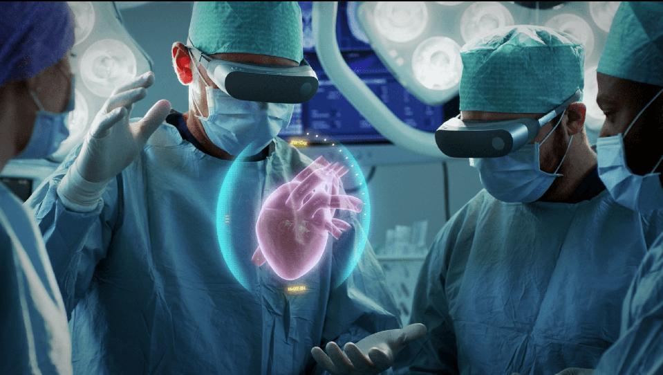 VR, AR, Medtech