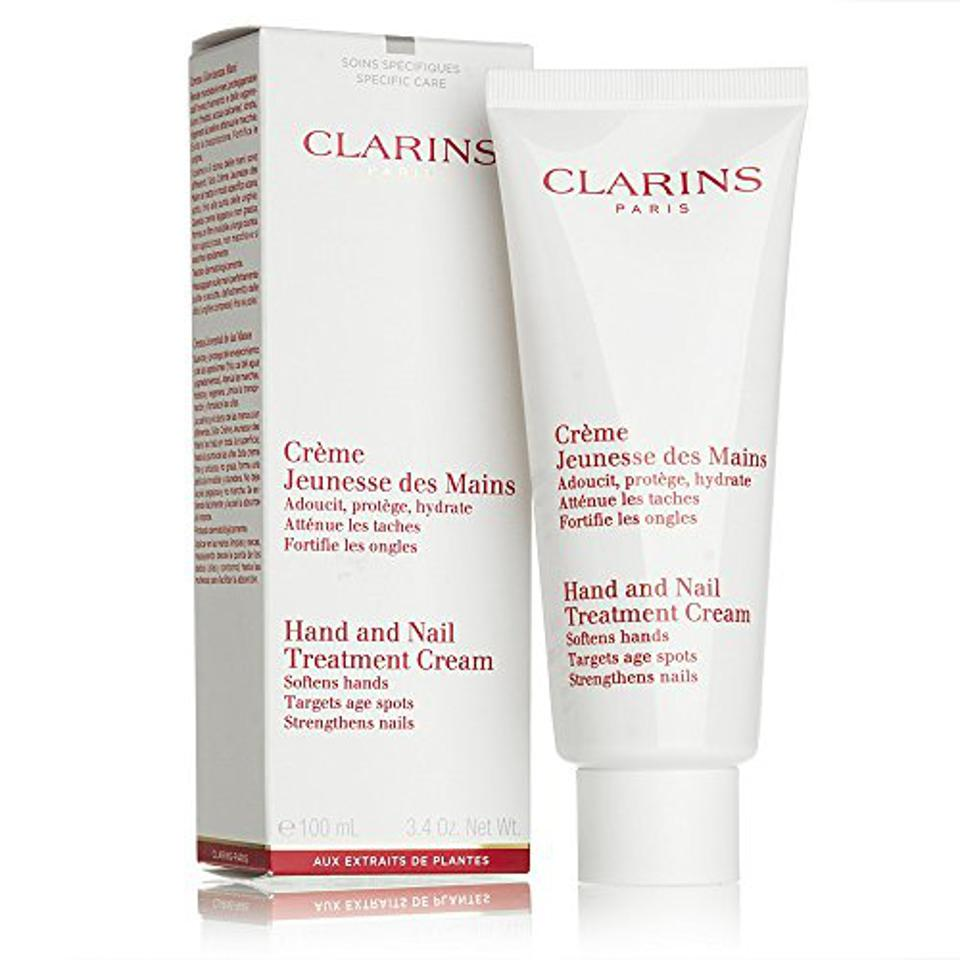 Hand and nail treatment cream by Clarins