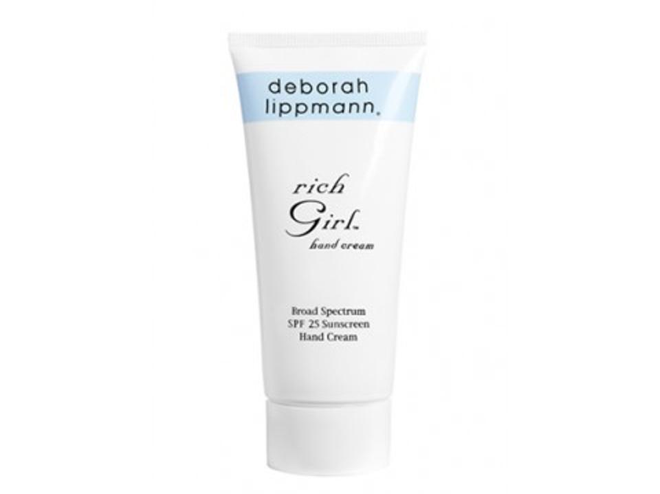 Rich Girl Broad Spectrum SPF 25 Hand Cream by DEBORAH LIPPMANN