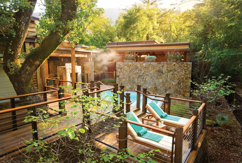 Calistoga Ranch Napa Valley Auberge Spa