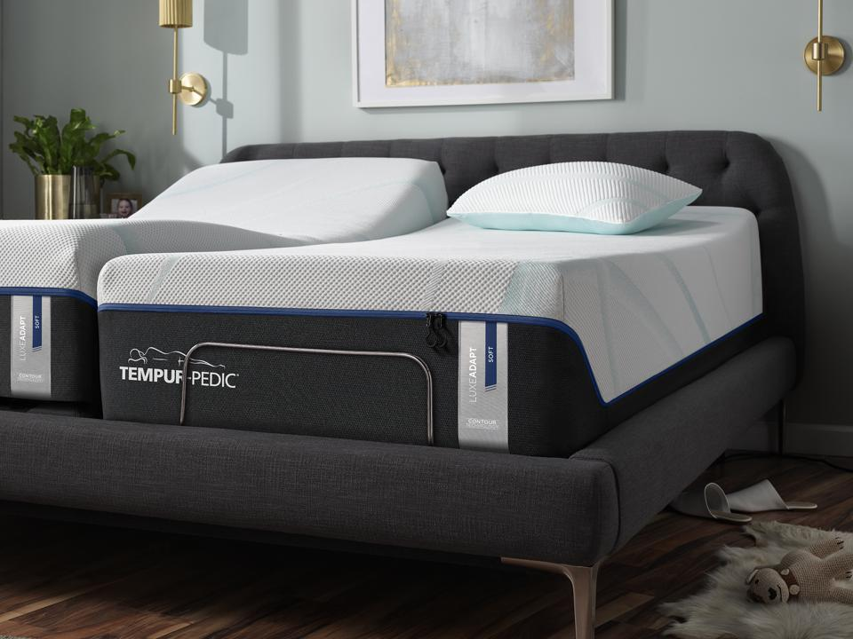 newest collection 66039 32109 A Bed That Can Outsmart Snoring? Tempur Sealy Unveils New ...
