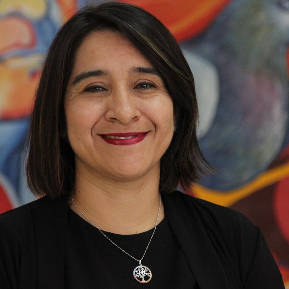 Headshot of Keila Garcia