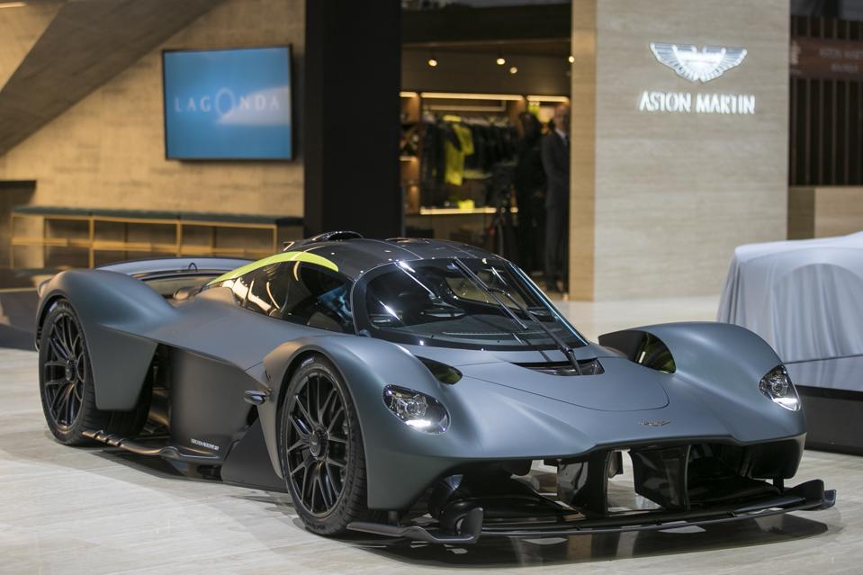 Aston martin ipo global coordinator