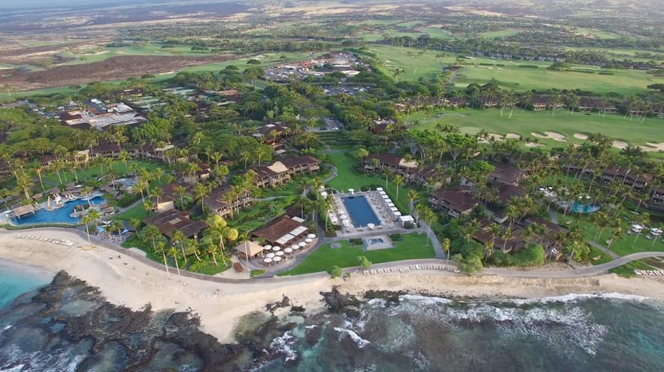 Four Seasons Resort Hualalai offers a wide array of outdoor activities.
