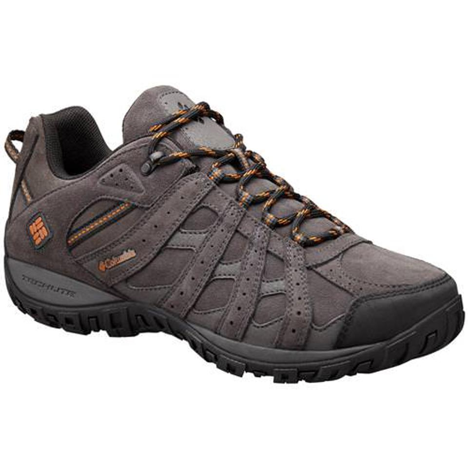 Columbia Redmond Low Hiking Shoe is popular among serious hikers.
