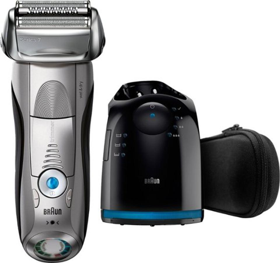 Braun Series 7 Wet/Dry Electric Shaver is a popular gift.