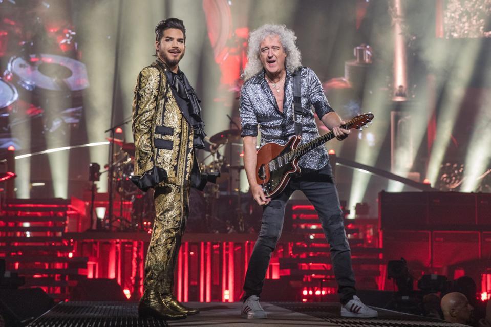 Queen + Adam Lambert In Concert - Dallas, TX