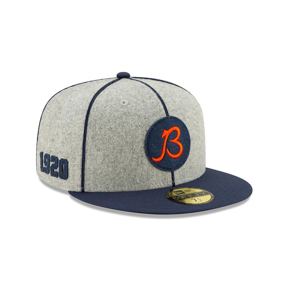 old nfl hats
